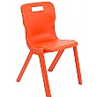 Titan Classroom Chair Orange