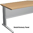 Gravity Standard Shallow Rectangular Cantilever Leg Desk