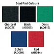 Seat Pad Colours