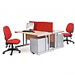 NEXT DAY Pulse Rectangular Cantilever Desk