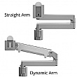 Monitor Arm Styles