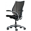 Humanscale Liberty Leather Conference Chair