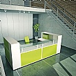 Presence Colours Modular Reception Desks