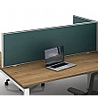 Defense Anti-Bacterial Vinyl Desktop Screens