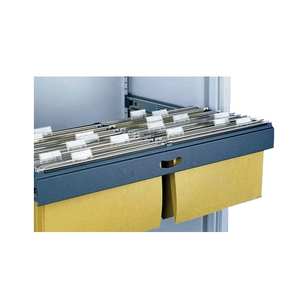 Pull-Out Lateral Filing Rail