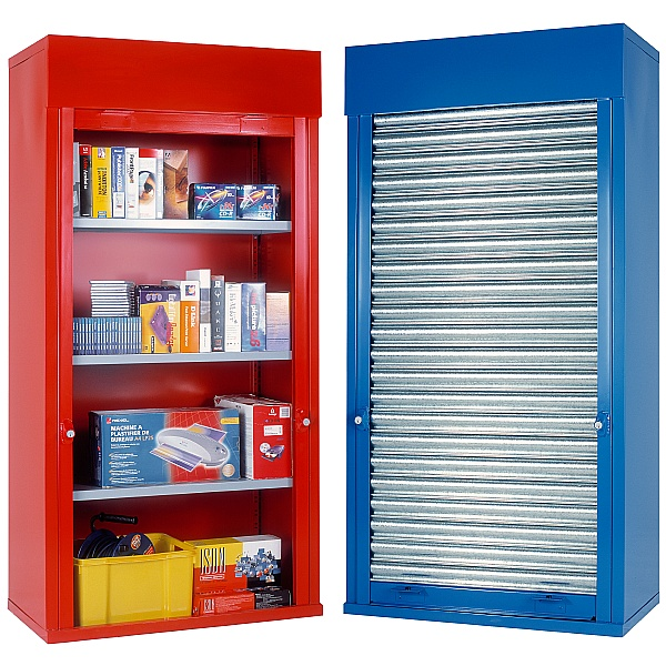 Heavy Duty Roller Shutter Cupboards - 90 Series