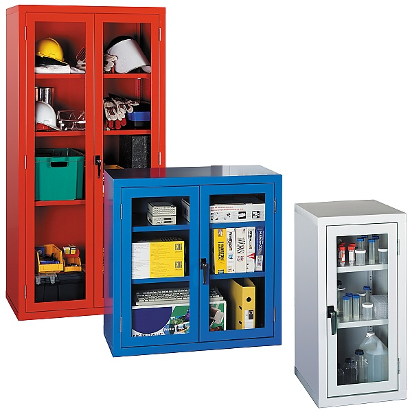 Viewcab Visible Storage Cupboards - 88 Series