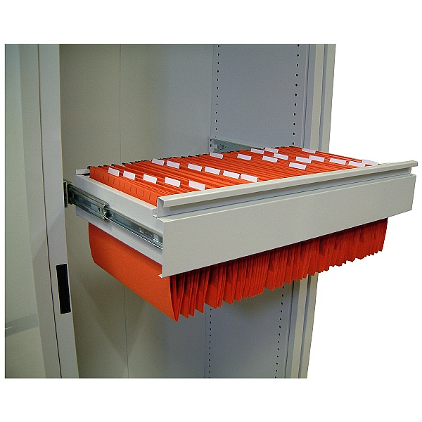 Pull Out Suspension Filing Frame (Foolscap) For Extra Value Tambour Cupboards
