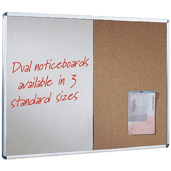 Duo Cork Noticeboards