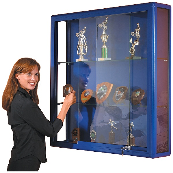 Shield® Wall Display Cabinet