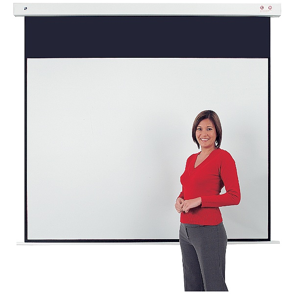 Rollfix Heavy Duty Electric Cinema Screens