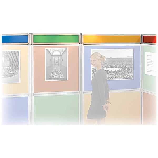 Busyfold 1800 Display Header Panels