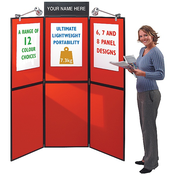 Busyfold® Light Folding Display System
