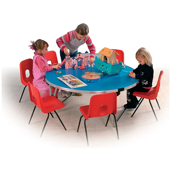 Gopak™ 4ft Round Folding Tables