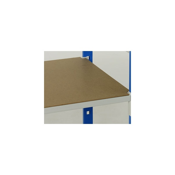 Flip Tubular Shelving Hardboard Covers (5pk)