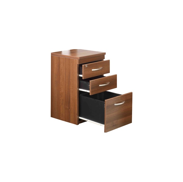 Setenta 3 Drawer Pedestal