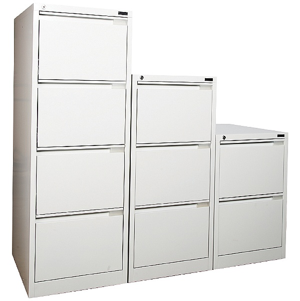 Xtra Value Filing Cabinets Grey