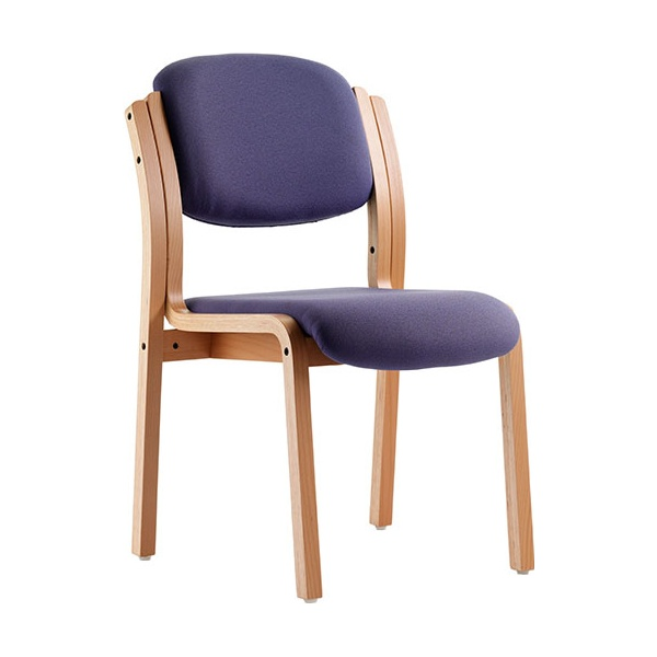 Windsor Beech Stacking Chair