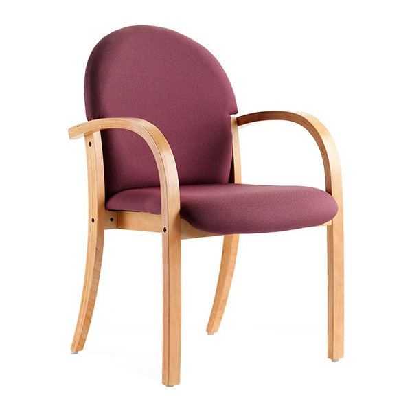 Rockingham Beech Stacking Chair