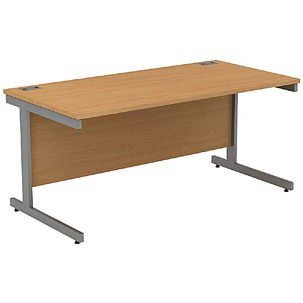 Alpha Plus Rectangular Desk