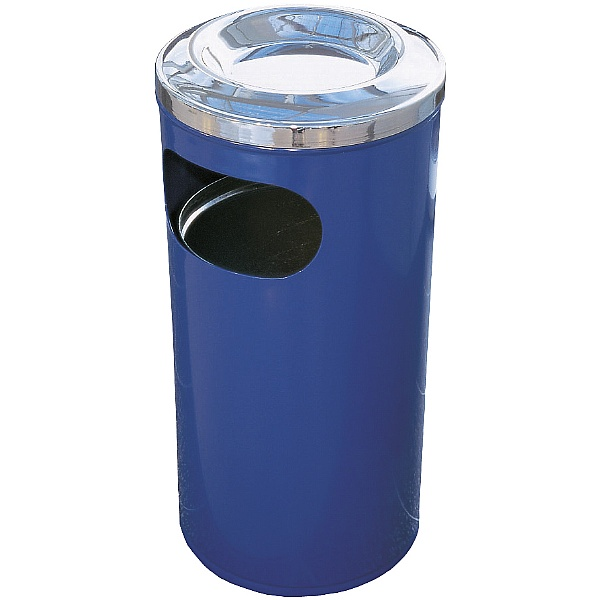 Ash / Litter Bin With Recessed Top - 37 Litre