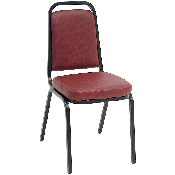 Banquet Lexaire Vinyl Chairs (Pack of 4)