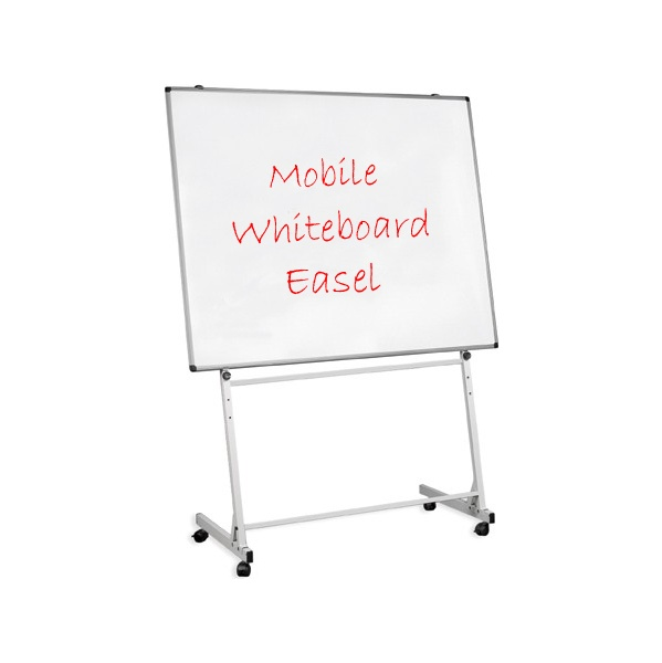 Bi-Office Mobile Whiteboard Easel