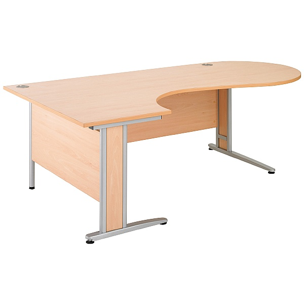 Gravity Deluxe Ergonomic Conference Desk