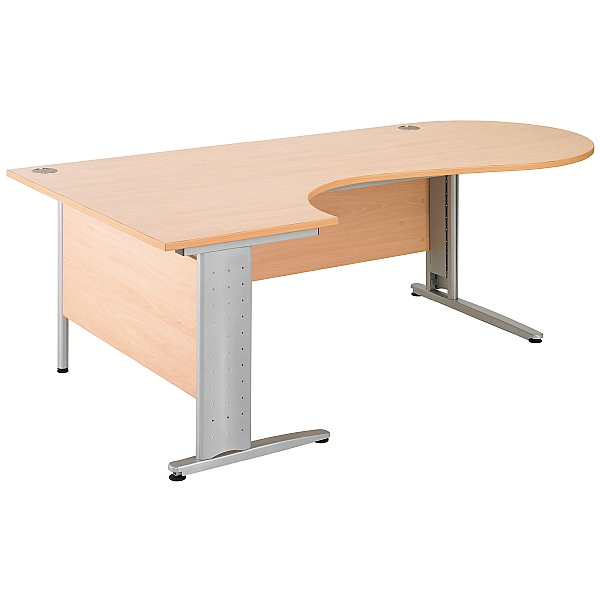 Gravity Executive Ergonomic Conference Desk