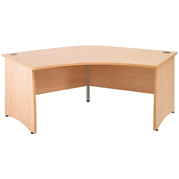 NEXT DAY Gravity Contract Delta Panel End Desk