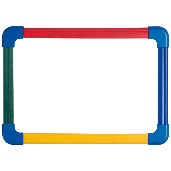 Double Sided Student Whiteboard Non Magnetic