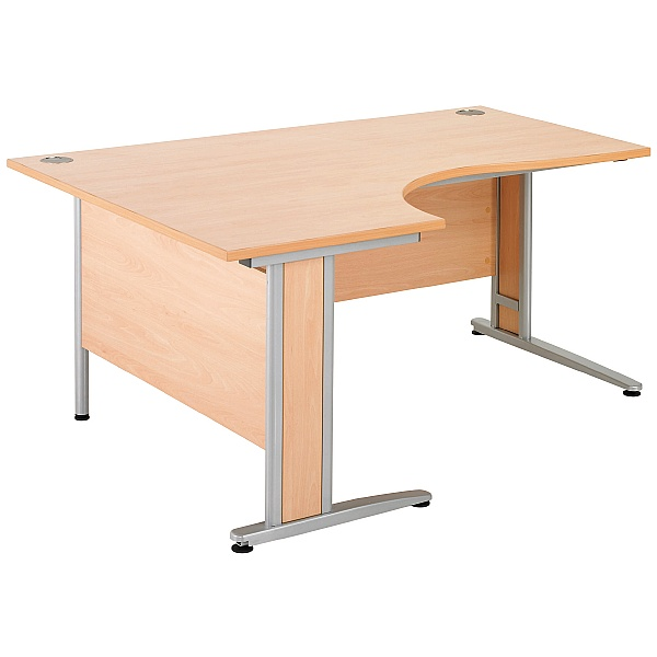 Gravity Deluxe Ergonomic Cantilever Desk