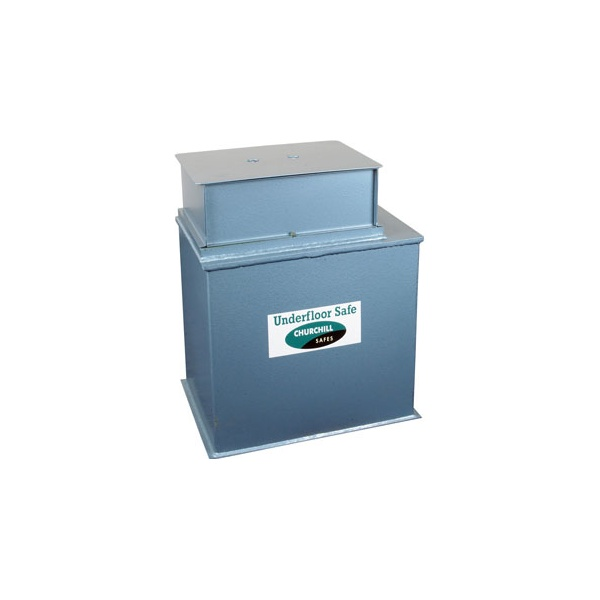 Churchill Bulldog 400 Underfloor Safe