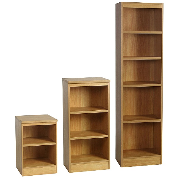 Dorset Narrow Bookcases