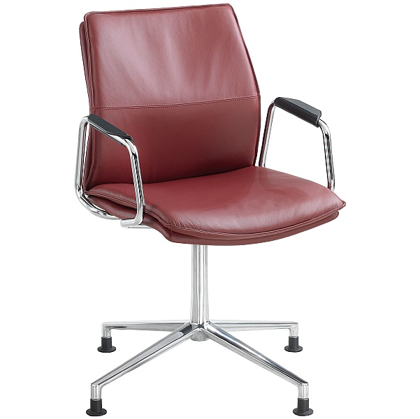 Ambient Medium Back Swivel Boardroom Chairs