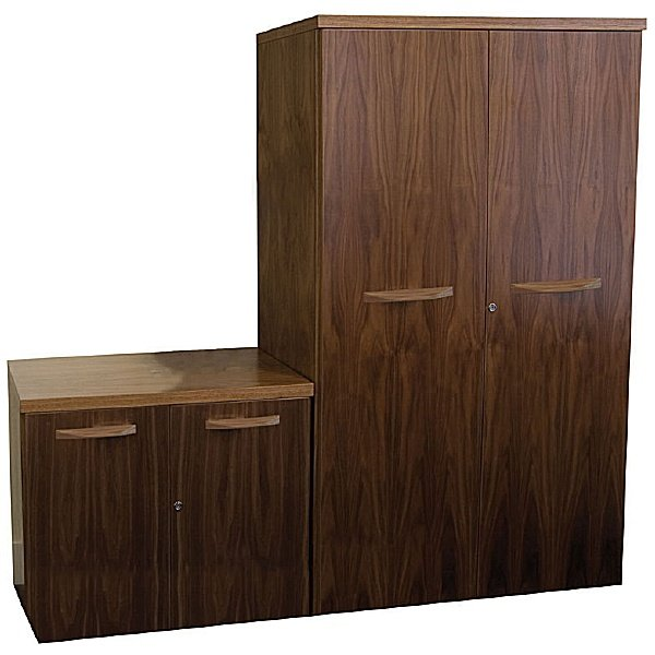 Accent Real Wood Veneer Cupboards