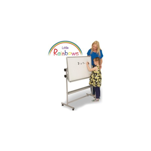 Little Rainbows Tilt 'N' Teach Mobile Whiteboard