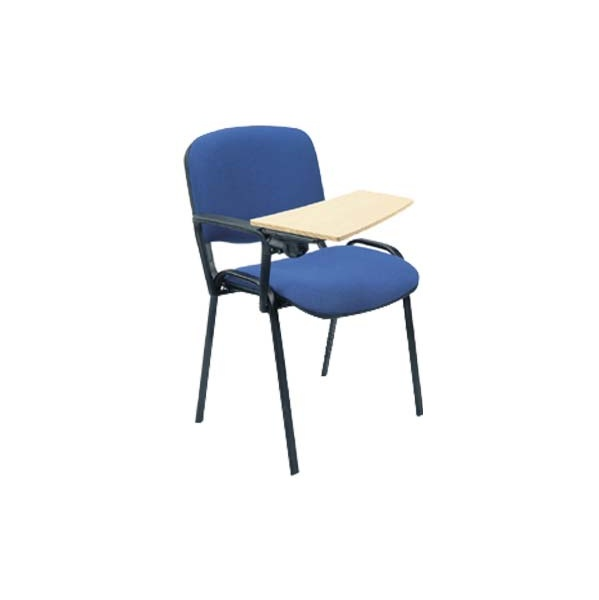 Swift Conference Chairs With Wooden Writing Tablet