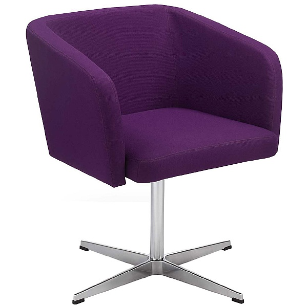 Pure Cross Base Reception Chairs