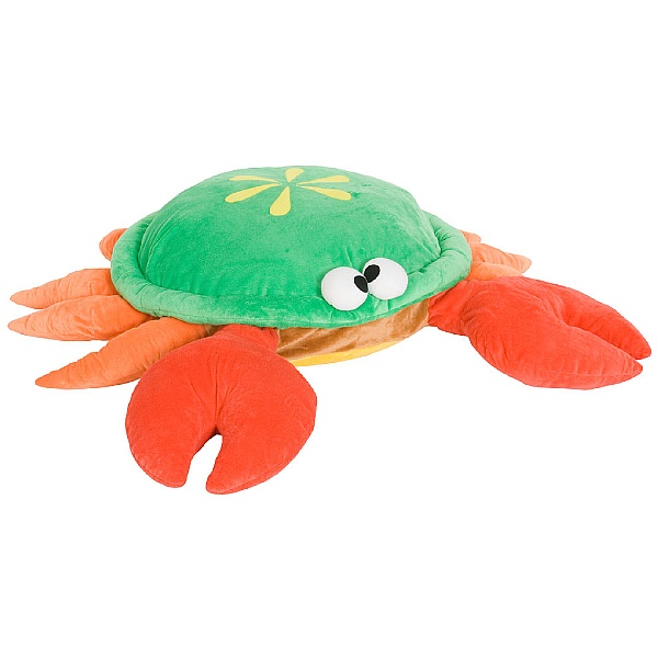 Under The Sea Crazy Crab Floor Cushion