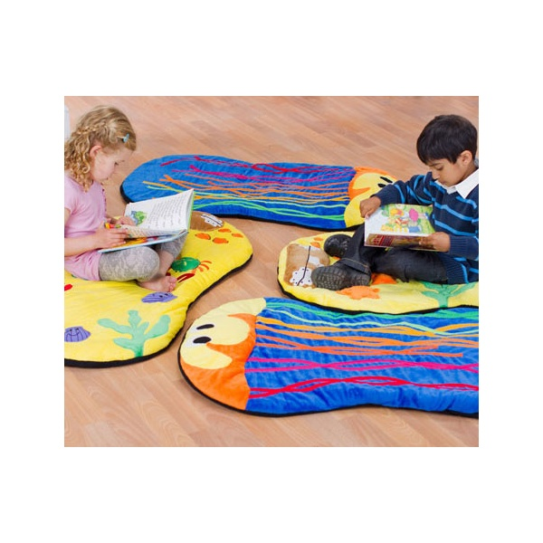 Under The Sea Snuggle Mats