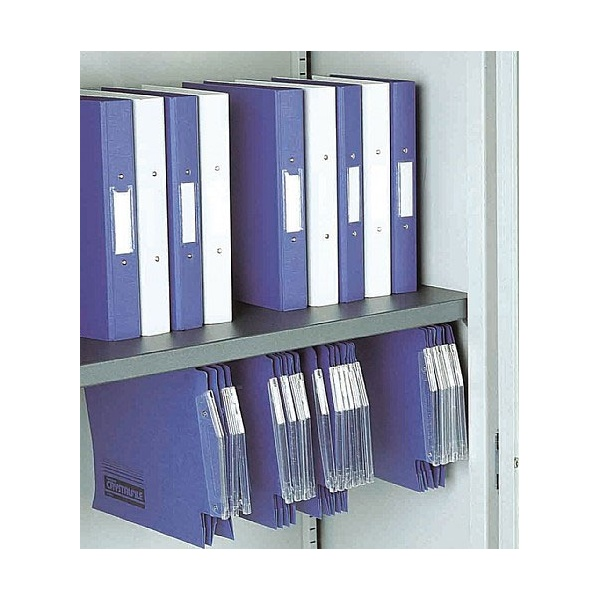 Silverline Kontrax & Executive Cupboards Shelf Wit