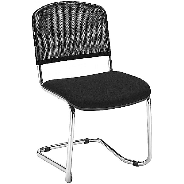 ISO Net Cantilever Visitor Chair
