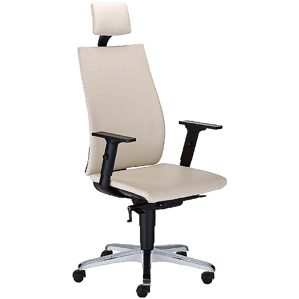 Intrata Manager Chair With Headrest