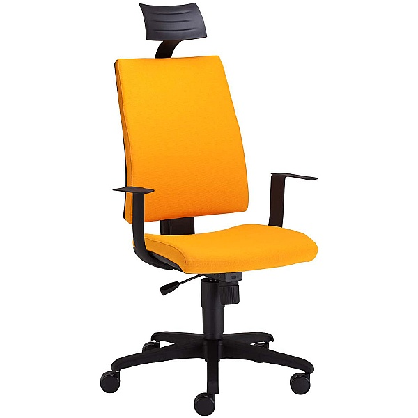 Intrata Operative Chair With Headrest