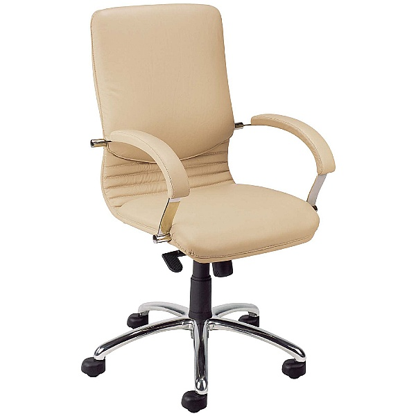 Nova Executive Leather Faced Chair