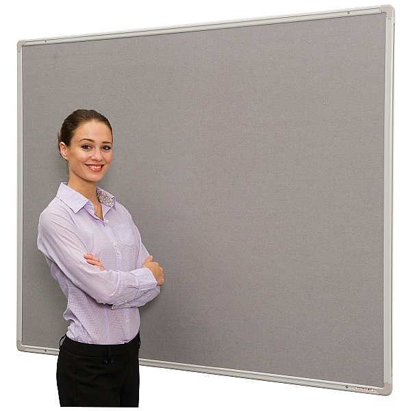 FlameShield Aluminium Frame Noticeboards