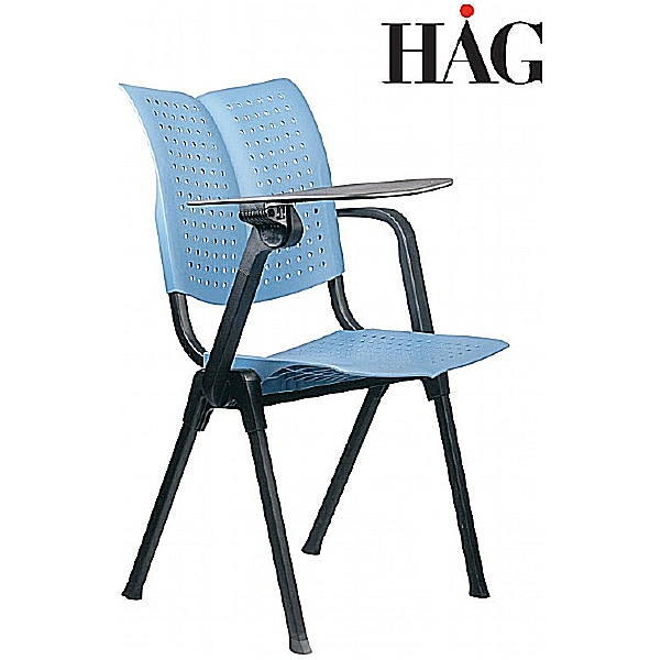 HAG Conventio Wing Chair 9811 With Writing Tablet