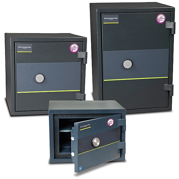 Burton Firesec 4/60 Fire Safes