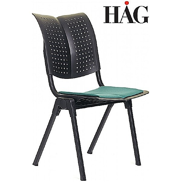 HAG Conventio Wing 9821 Upholstered Seat